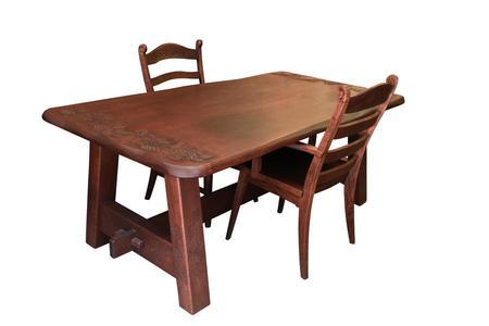 ダイニングテーブルセット 桜・葡萄