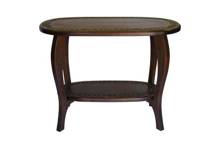 楕円テーブル 桜