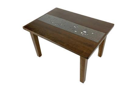 透かしソファーテーブル 桜