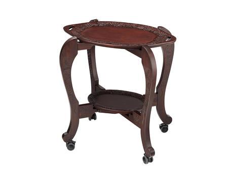 盆台テーブル 葡萄