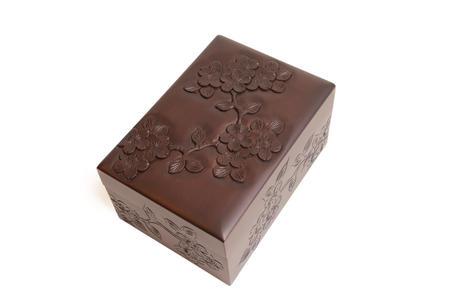 裁縫箱 桜